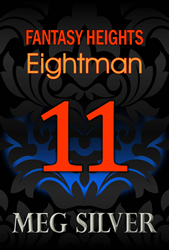 Cover: Eightman, Fantasy Heights Episode 11