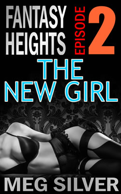 Cover Art: The New Girl