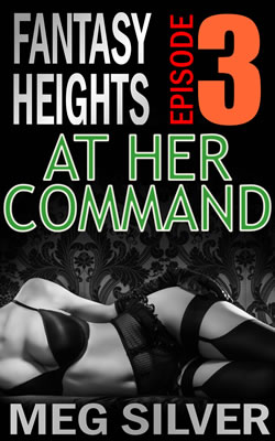 Cover Art: At Her Command
