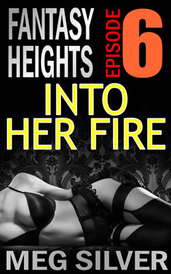 Cover Art: Into Her Fire