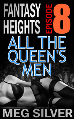 Cover Art: All The Queen's Men