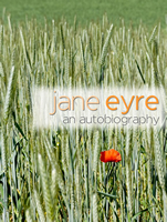 cover art for Jane Eyre by Charlotte Bronte